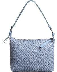 Massimo Palomba Woven Leather Joan Bag - Lyst