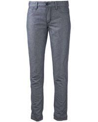Joe's Jeans Easy High Water Trousers - Lyst