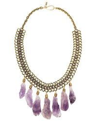 Vanessa Mooney The Canyon Necklace - Lyst