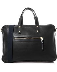 Bill Amberg - Hunter Leather Briefcase - Lyst