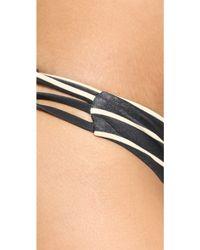 Tori Praver Swimwear | Chandak Bikini Bottoms - Mumbai Storm | Lyst