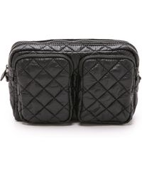 MZ Wallace - Large Cosmetic Case - Black - Lyst