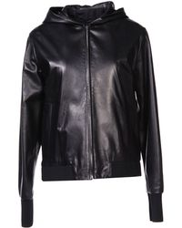 The Row Jacket - Lyst