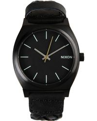 Nixon Black Wrist Watch - Lyst