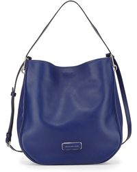 Marc By Marc Jacobs Ligero Leather Hobo Bag - Lyst