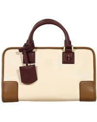 Loewe Handbag Amazona Small Grained Calf 3 Colors - Lyst