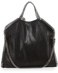 Stella McCartney Falabella Fold-over Bag - Lyst