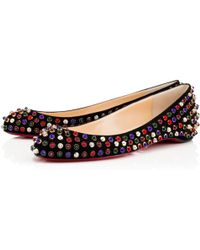 Christian Louboutin Fificabo Flat - Lyst
