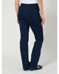 Dash - Mid Wash Jegging Long - Lyst