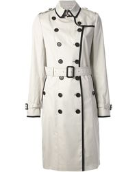 Burberry London Trench Coat - Lyst