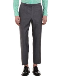 Thom Browne Three-Button Classic Suit - Lyst