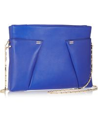 Roland Mouret Montsouris Leather Shoulder Bag - Lyst