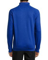 Bobby Jones - Competition Quarter-Zip Pullover Sweatshirt - Lyst