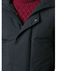 Herno Zipped Padded Jacket - Lyst