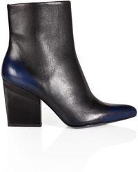 Alexander Wang Leather Sunniva Boots - Lyst
