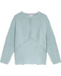 Paul & Joe Cashmere Short Sweater - Lyst