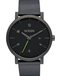 Nixon | Black Rollo Watch | Lyst