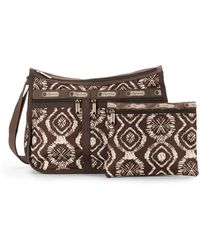 Lesportsac Deluxe Everyday Bagtanzania - Lyst