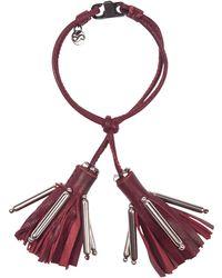 Dorothee Schumacher - Tassel Addiction Tassle Bracelet - Lyst