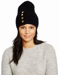 Michael Kors - Waffle Stitch Slouchy Hat - 100% Bloomingdale's Exclusive - Lyst