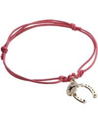 Jack Wills - Horseshoe Charm Bracelet - Lyst