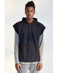 BDG Sleeveless Pullover Hoodie Sweatshirt - Lyst