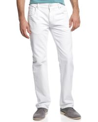 Inc International Concepts Berlin Slimstraight Capital Jeans - Lyst