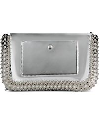 Paco Rabanne Small Leather Bag - Lyst