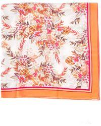 7 For All Mankind   Foulard Silk   Lyst