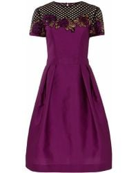 Temperley London Berge Dress - Lyst