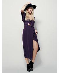 Free People | Endless Summer Womens Making You Jealous Dress | Lyst