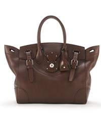 Ralph Lauren Soft Ricky Bag - Lyst