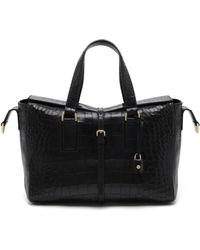 Mulberry Roxette Leather Bag - Black