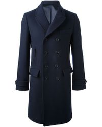 Paul & Joe Double Breasted Coat - Lyst