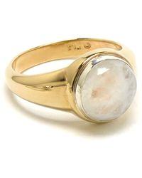 Pamela Love Oracle Ring - Lyst