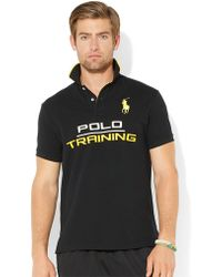 Polo Ralph Lauren Performance Training Polo Shirt - Lyst