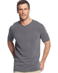 Tommy Bahama Pebble Shore Vneck Tshirt - Lyst
