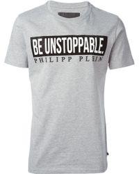 Philipp Plein 'Shine On' T-Shirt - Lyst