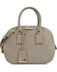 Burberry Small Orchard Bag - Lyst