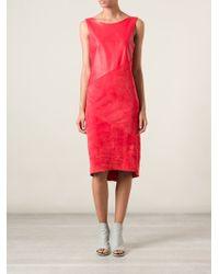 Rag & Bone Gracie Panel Dress - Lyst