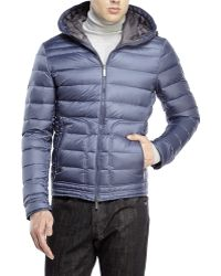 Verri - Hooded Down Puffer Jacket - Lyst