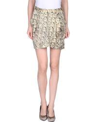 Twenty8Twelve Mini Skirt - Lyst