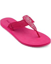 Pink And Pepper - Mauie Thong Sandals - Lyst
