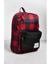 Herschel Supply Co. Pop Quiz Buffalo Plaid Backpack - Lyst