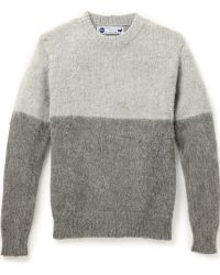 Industry Of All Nations Alpaca Block Sweater - Lyst