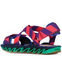 Bernhard Willhelm - X Camper 'Himalayan' Sandals - Lyst