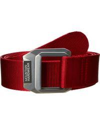 Mountain Hardwear - Double Back Belt - Lyst
