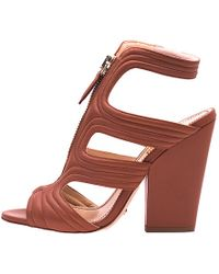 Jerome C. Rousseau Narms Quilted Leather Sandal - Lyst
