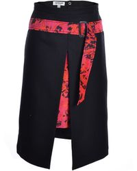 Eudon Choi - Roche Skirt In Black - Lyst