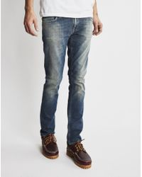 Nudie Jeans | Jeans Tight Long John Halo Shade | Lyst